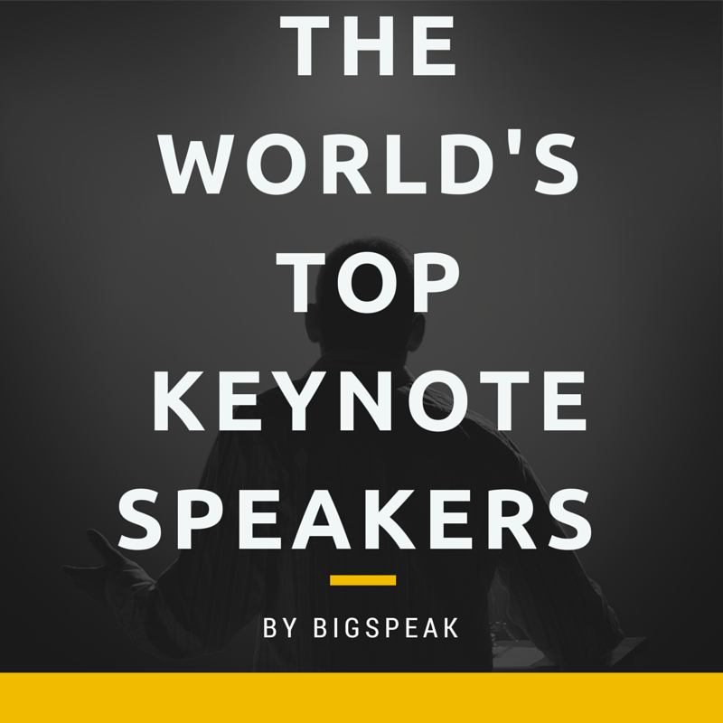 The World's Top Keynote Speakers